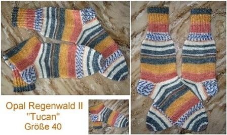 Opal Regenwald Tucan II