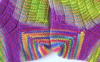 Socks That Rock Pride Fersen