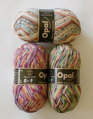 Opal-Aboknäuel