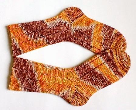 WolleKb Orange Brownies III