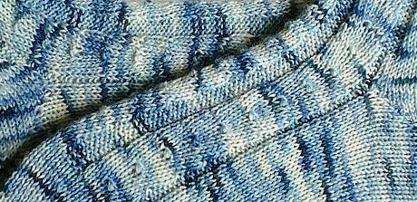 Tausendschön Blautöne Ausschnitt II