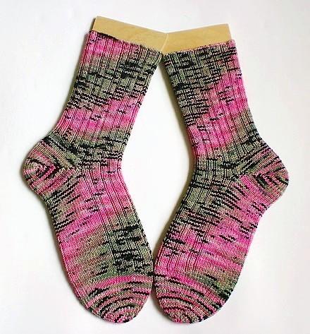 Jitterbug Pink Tweed I