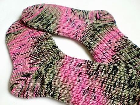 Jitterbug Pink Tweed II