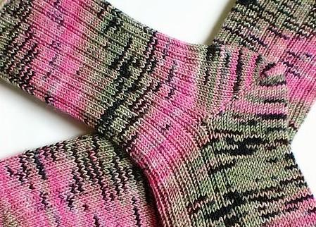 Jitterbug Pink Tweed III