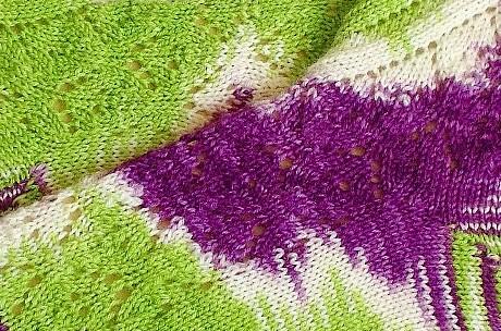 Tausendschön Passiflora Ausschnitt II