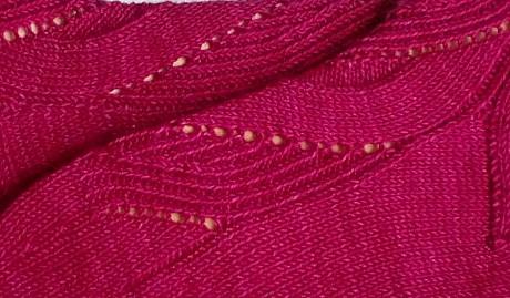 Plucky Knitter Goin Steady Ausschnitt II