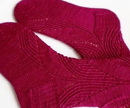 Plucky Knitter Goin Steady IV