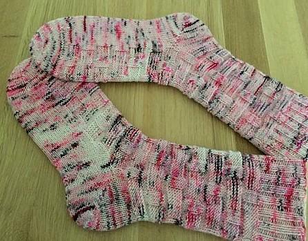 das muster so einfach ist - Muster Fur Socken