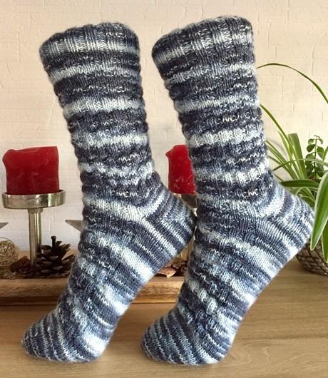 Socken Stricken Minecraft Muster Knitknitboom De